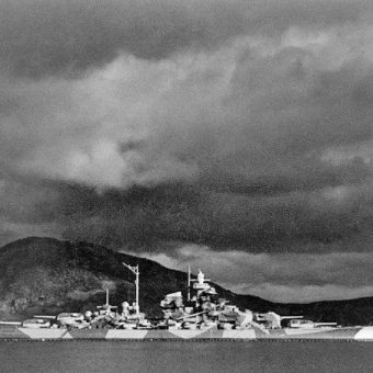 Camoflauged Ships Of World Wars One And Two: The Norman Wilkinson Dazzle