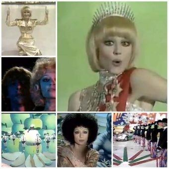 Beatles Dance Dance Nightmares: Raffaella Carrà's 1978 Hellish Tribute To The Fab Four