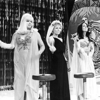Seedy 1970s TV: Petula Clark And The Scorpio People, Starring Jimmy Savile And Diana Dors' Swimming Pool
