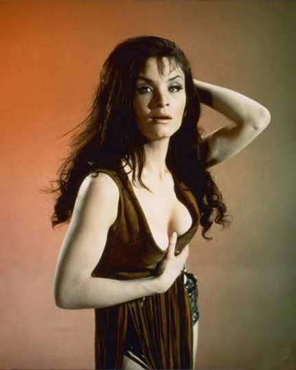 Kate O'Mara HORROR OF FRANKENSTEIN (1970)
