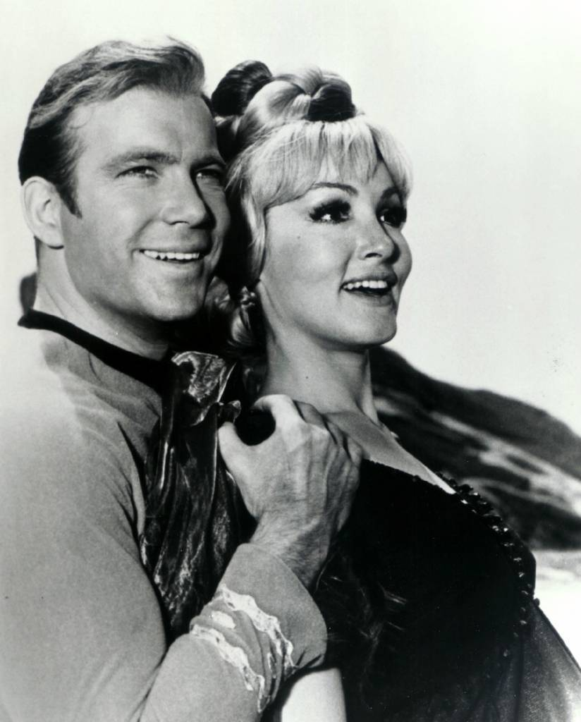 julie newmar star trek