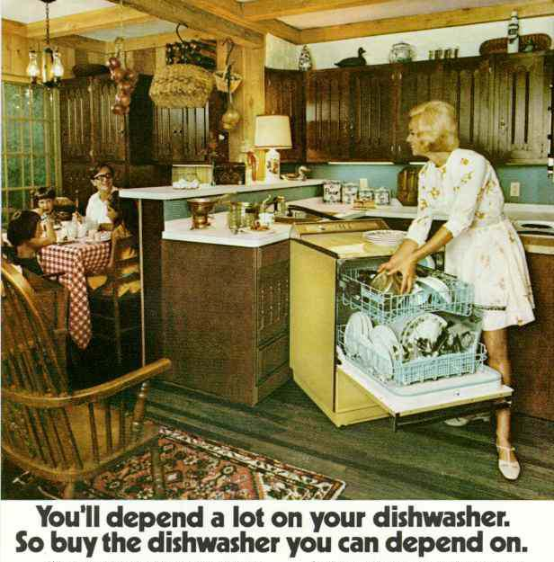 kitchenaid 1970 - 1970s Kitchen