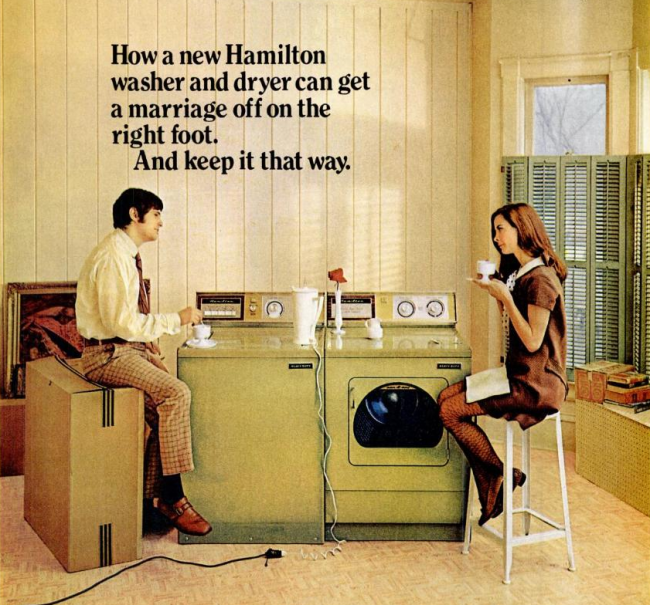 vintage appliance  4  miracle appliances and the desperate 1970s women that loved them      rh   flashbak com