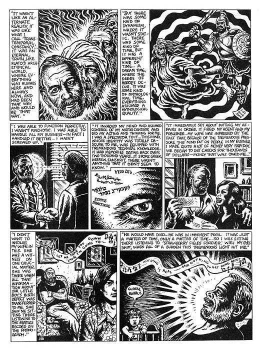 weirdo philip dick crumb 2