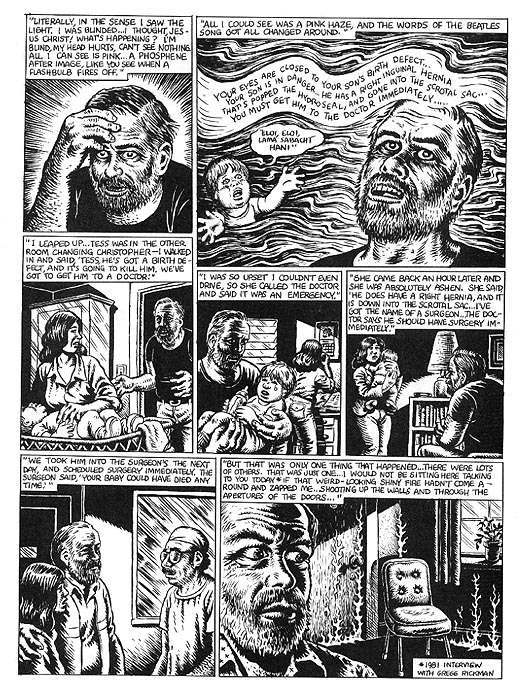 weirdo philip dick crumb 3
