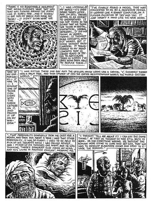 weirdo philip dick crumb 4