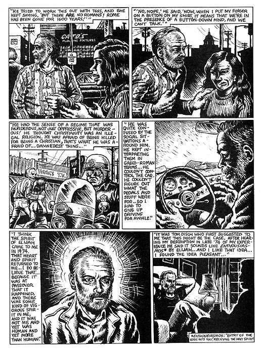 weirdo philip dick crumb 5