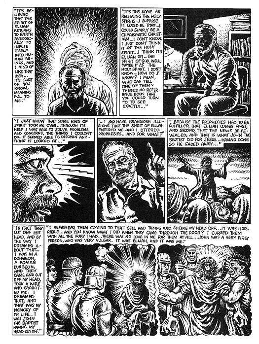 weirdo philip dick crumb 6