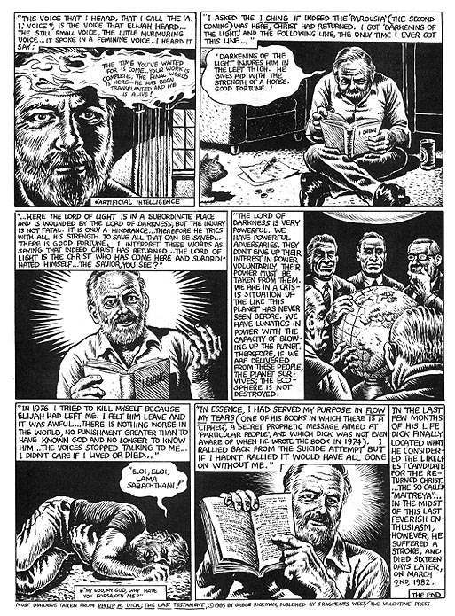 weirdo philip dick crumb 7
