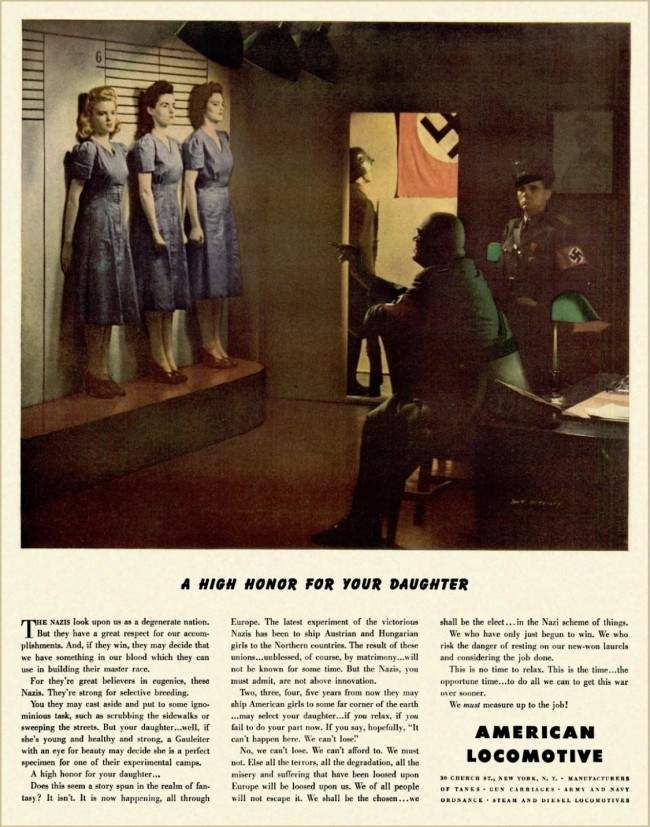 American-Locomotive-Advert 1943