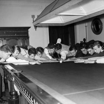 Snooker 1958-64: The B.A and C.C Harry Young Boys' Snooker Championship