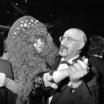 1987: When Charming Hans Klein Danced With Big Haired Elke Koska