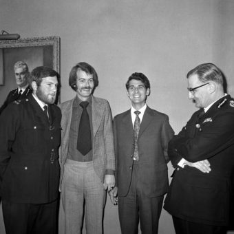 The Murderous Attempt to Kidnap British Princess Anne In 1974