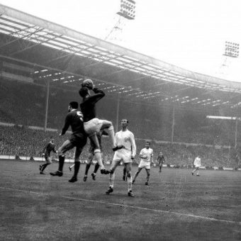 1965 In Magic Photos: Liverpool Defeat Leeds United To Win The Club's First FA Cup