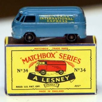 How Matchbox Cars Were Made For Her Majesty The Queen In 1965