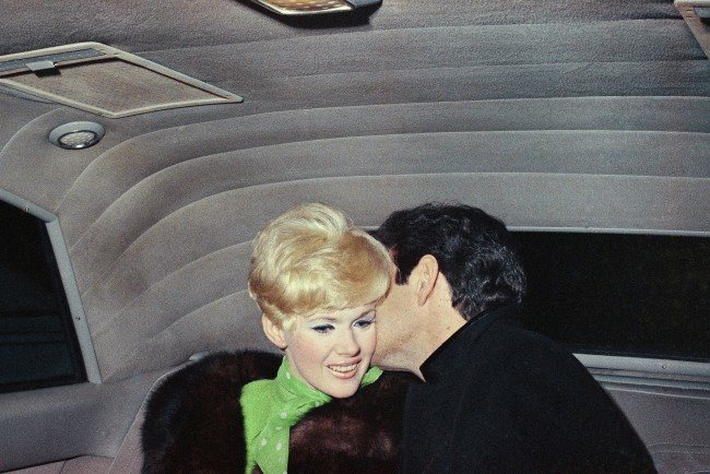 Life In The Hollywood Petri Dish: In 1966 Eddie Fisher Married Connie Stevens And Liz Taylor ...