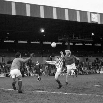 1970-1975:  The FA Cup Third Place Playoff Experiment