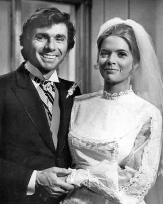 David Birney and Meredith Baxter