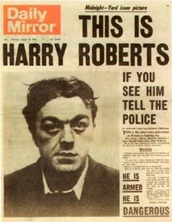 harry roberts The Harry Roberts Story: He Kills Coppers