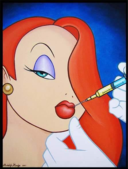 jessica rabbit collagen