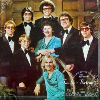 Polyester Prayers: Gospel Family Album Covers of the Seventies