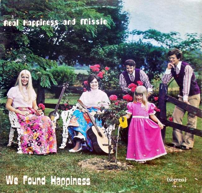 Real Happiness and Missie – We Found Happiness