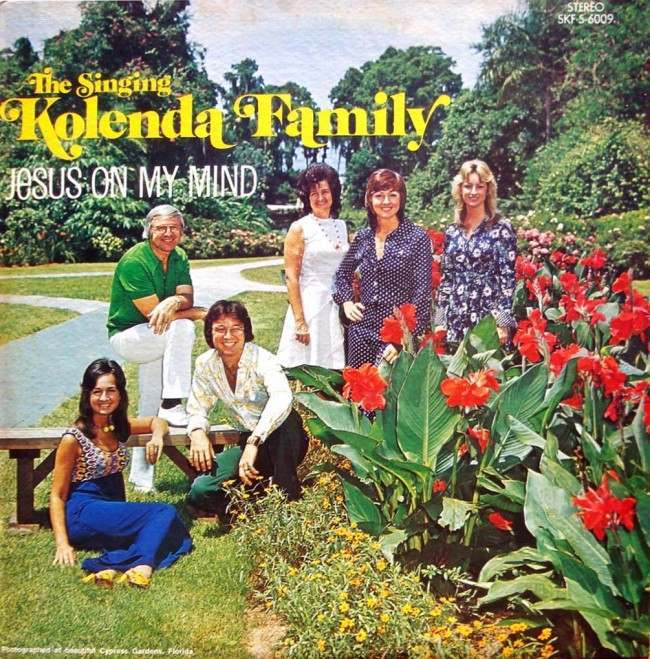 The Singing Kolenda Family – Jesus on my Mind