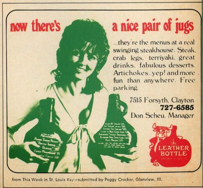 The 10 Most Sexist Pig Ads From Ms Magazine In The 1970s - Flashbak
