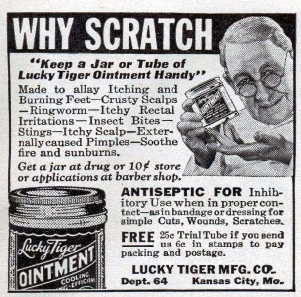 tiger lucky tonic cream