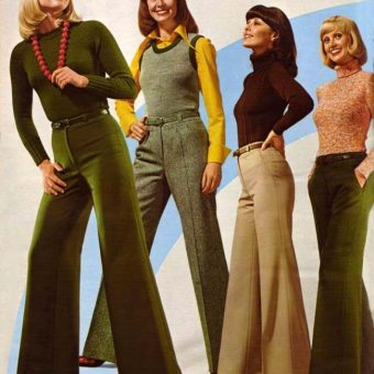 Slacks Relapse: A Look At Chick Pants Of The 1970s