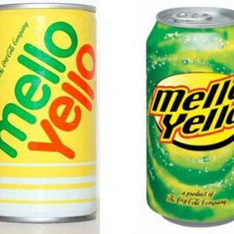Soda Can Devolution: From Elegantly Simple To Eyeball Assault