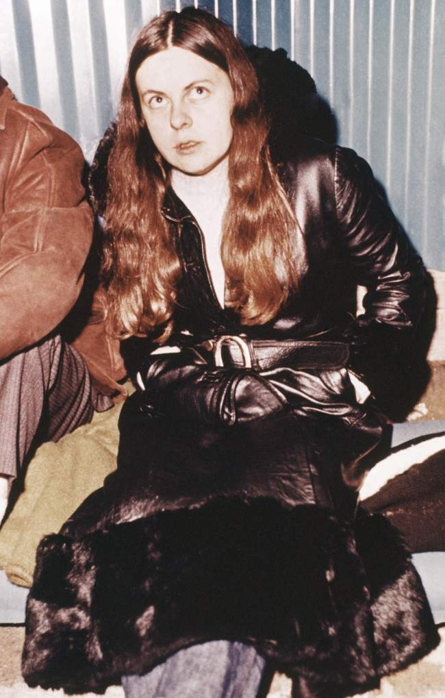 Bernadette Devlin, Member of Parliament for Mid-Ulster, during her all-night picked of Number Ten Downing Street, London on Oct. 20, 1971 at the start of her campaign to mobilize London's 250,000 Irish people to disrupt the capital. Irish workers, she said, would interfere with government until the demands of the people of Northern Ireland were granted.