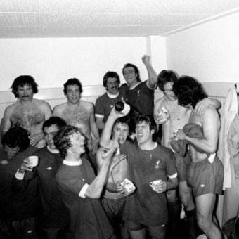 May 4 1976: Liverpool Win The League At Wolves