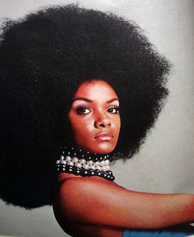 The Top 10 Greatest Afros Of Yesteryear Flashbak
