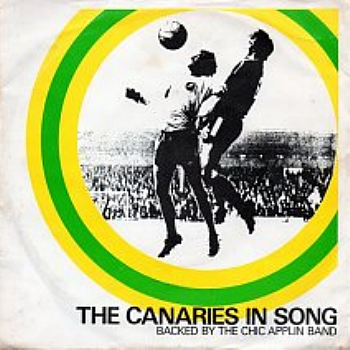 canaries in song