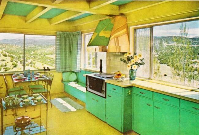 those fabulous and frightening 1970s kitchens flashbak - 1970s Kitchen
