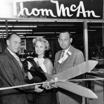 When Ribbon Cutting Was Sexy: A Look At Ceremonial Babes of Yore