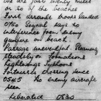 D-Day's First Reporter: Gustav The Pigeon And The Message He Brought Home
