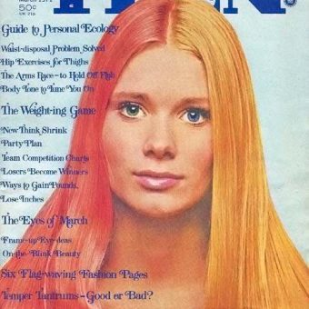Peter Tork's Dairy Erotica On Acid: A Look Inside The March 1971 'TEEN magazine
