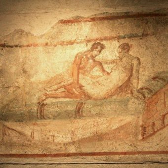Read Some Smutty Graffiti From The Pompeiii Ruins