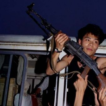 Tiananmen Square: Prelude To A Massacre In 55 Photos