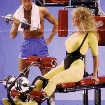 10 Reasons Aerobics In The 1980s Was Crazy Awesome
