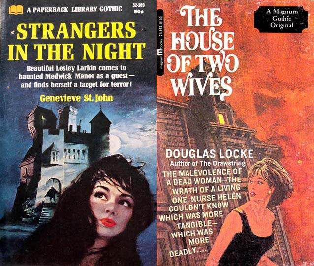 Loads Of Women Running From Houses: The Gothic Romance Paperback