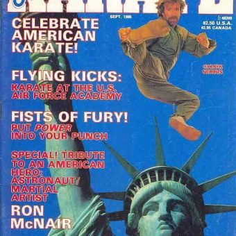 Everybody Was Kung Fu Fighting: 1970-80s Martial Arts Mags
