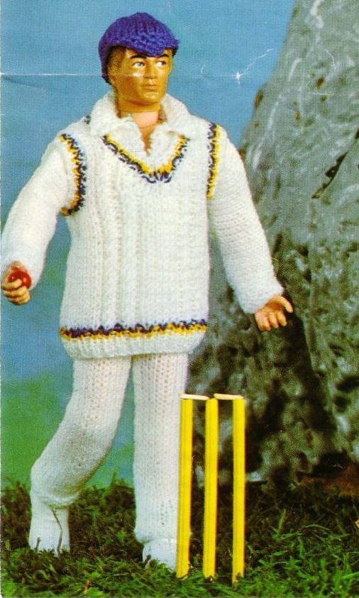 Knit One Purl One Kill One 1970s Emasculating Action Man