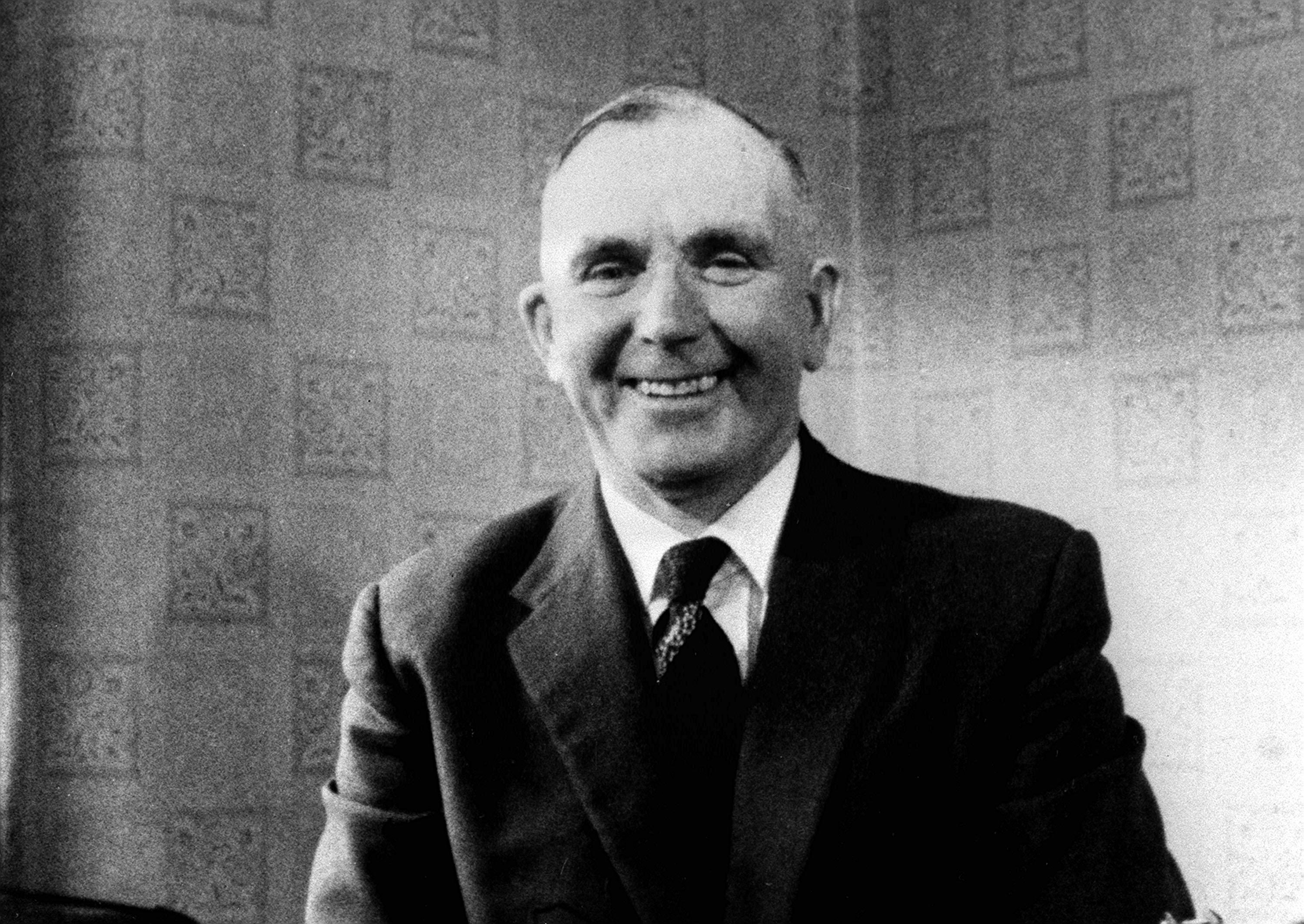 The hangman Albert Pierrepoint