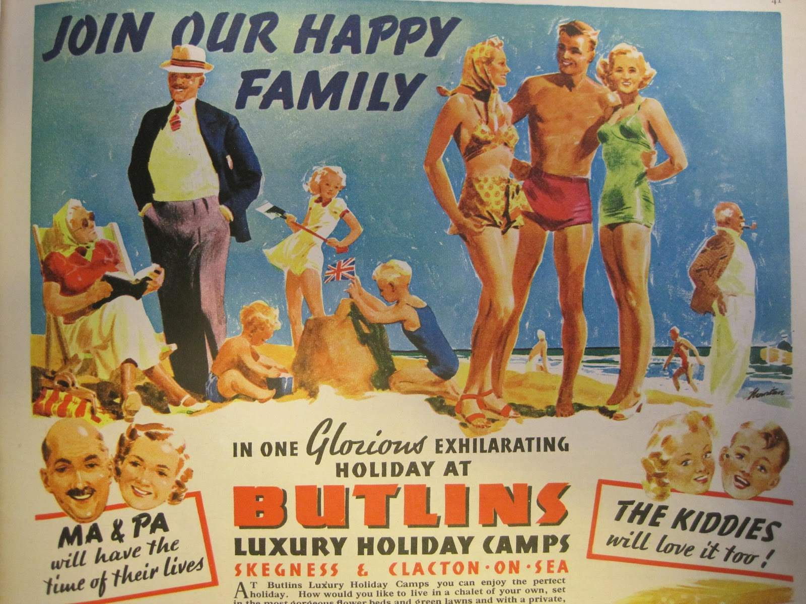 Butlins Ad from 1939 b
