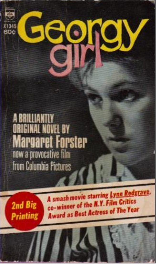 Georgy Girl book paperback cover