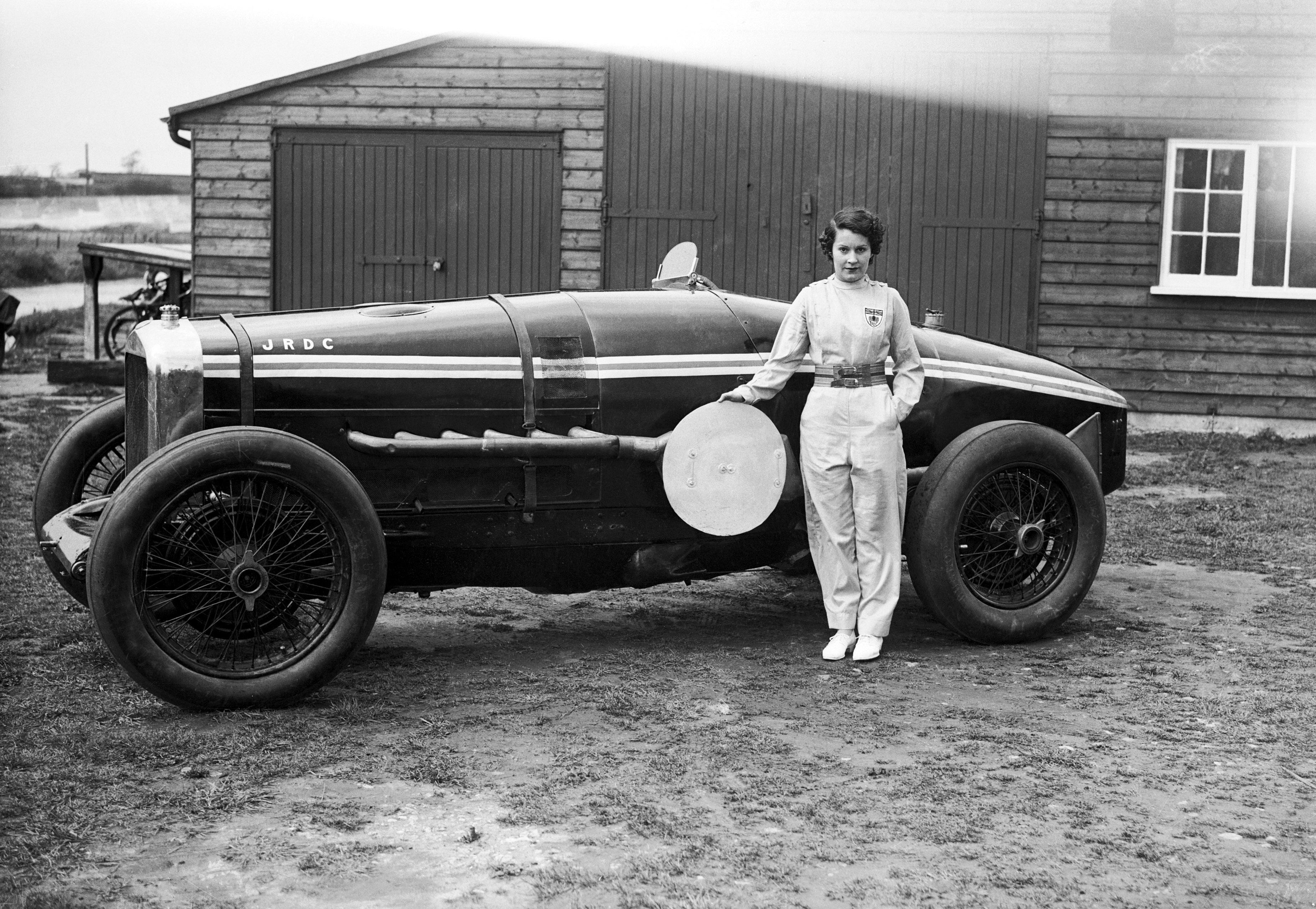 Brooklands and Those Magnificent Women in their Racing