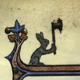 Medieval Easter Bunnies That Want To Kill You